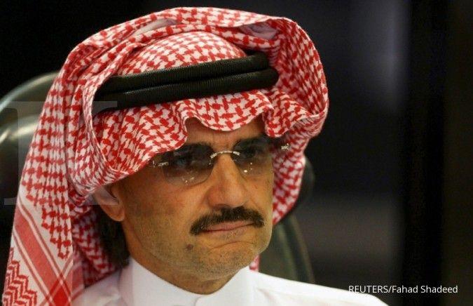 Pangeran Alwaleed bin Talal. REUTERS/Fahad Shadeed/File Picture