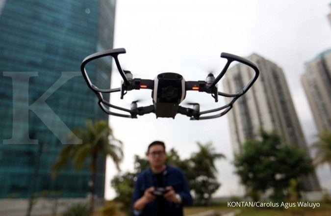 Terra Drone berikan pelatihan bagi pekerja Amman Mineral dan Adaro