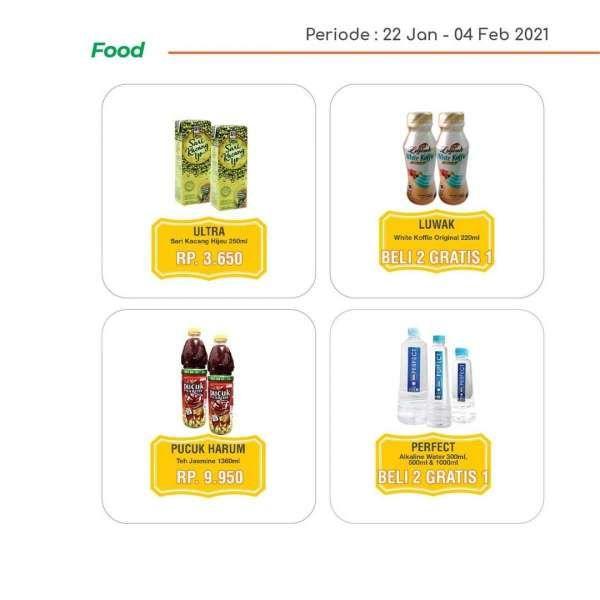 Serba Hemat promo Yogya Supermarket weekday, berlaku 25 Januari 2021!