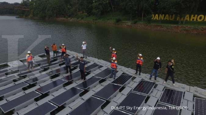 Sky Energy Indonesia (JSKY) pacu penjualan ekspor ke Negeri Paman Sam