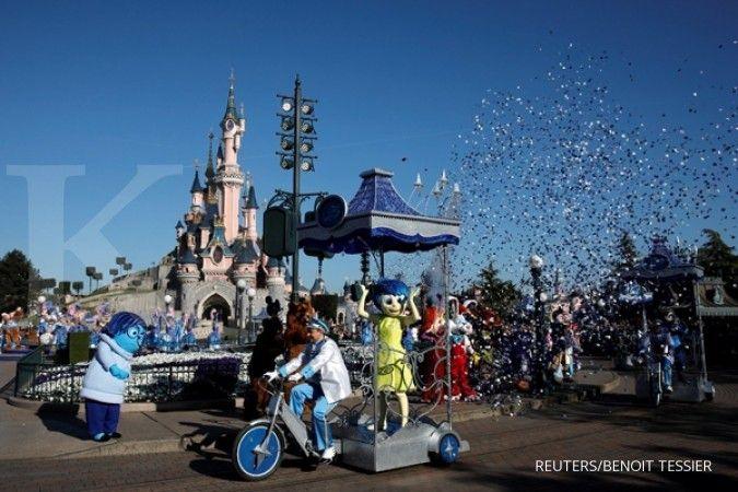 Bosan di rumah, yuk virtual traveling ke Disney