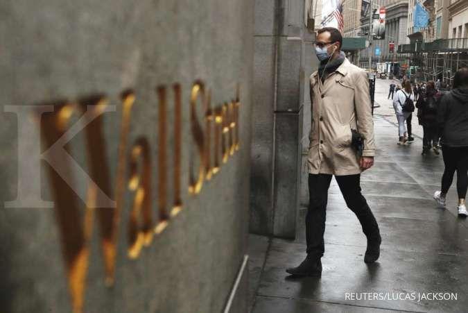 Wall Street mencatat rekor baru lagi pada Senin (26/7)