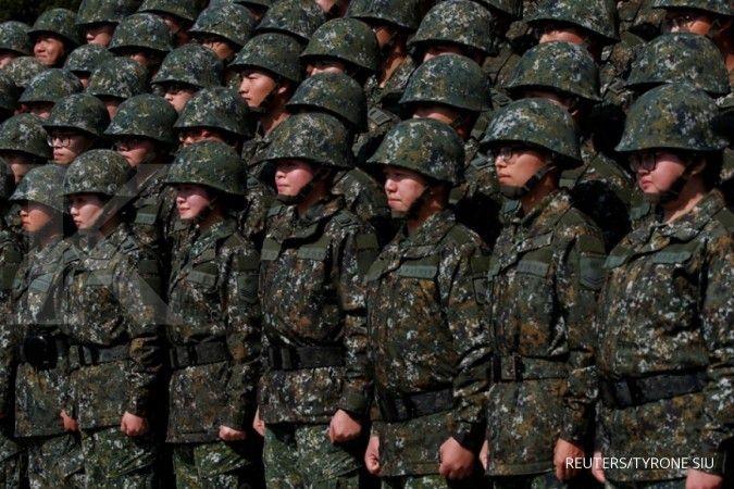 China siap meradang, Taiwan beli rudal anti-kapal dari AS