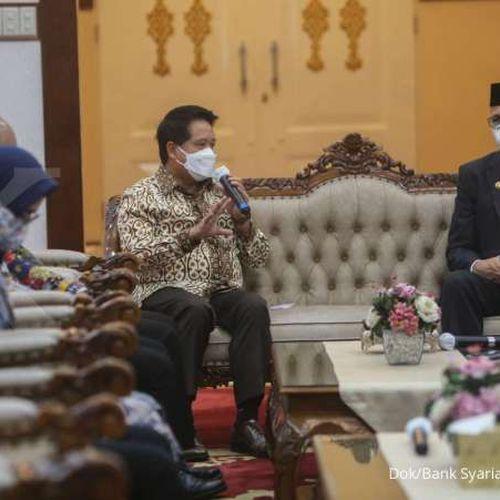 Persiapan Roll-Out di Provinsi Aceh, BSI Lakukan Konsolidasi Internal dan Eksternal