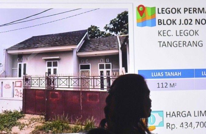 Lelang rumah sitaan bank di Depok, murah hanya Rp 100-an juta, ada 2 pilihan