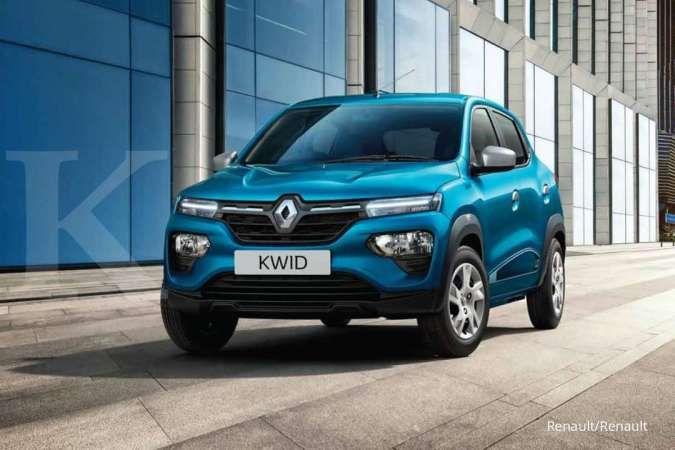 Harga mobil baru murah Renault Kwid Climber