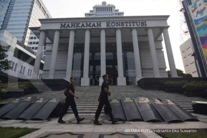Masyarakat Anti Korupsi Indonesia mengajukan uji materi UU 2/2020