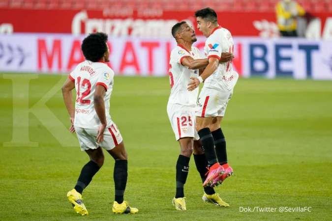 Sevilla vs Atletico Madrid: Tim Andalusia bungkam Los Rojiblancos 1-0