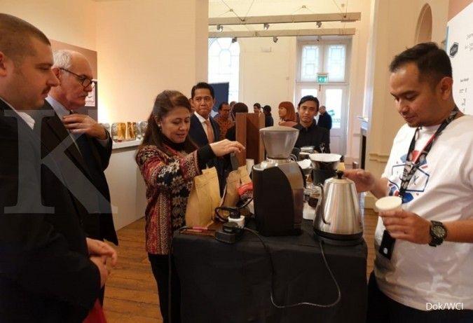 Work Coffee Indonesia kenalkan lima kopi specialty Indonesia di London