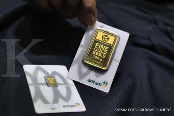 Harga Emas Antam Turun Butuh Berapa Lama Untuk Laba 8 Saja