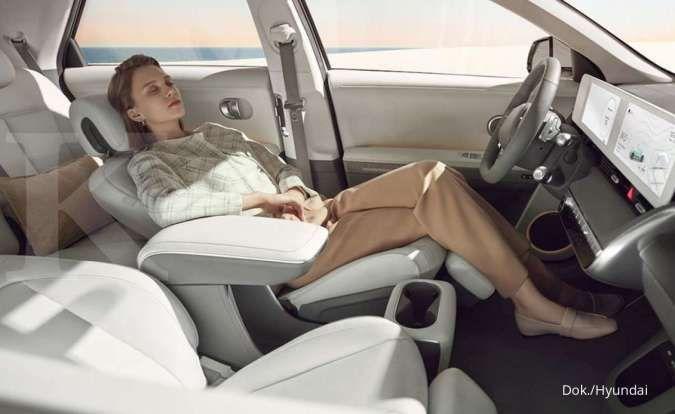 Mobil listrik Hyundai Ioniq 5