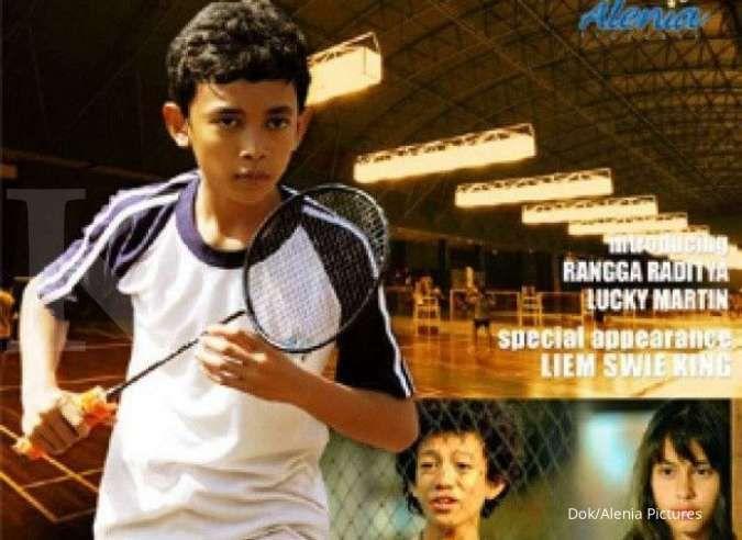 Rekomendasi tontonan menarik, 2 film Indonesia tentang pemain bulu tangkis