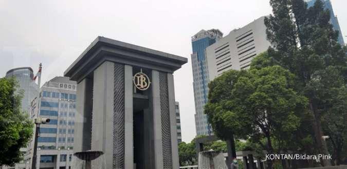 Utang luar negeri Indonesia di kuartal I 2020 mencapai US$ 389,3 miliar