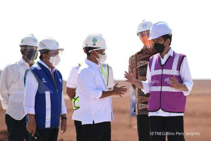 Presiden Jokowi: Pabrik kaca terbesar di Asia Tenggara akan masuk di KIT Batang