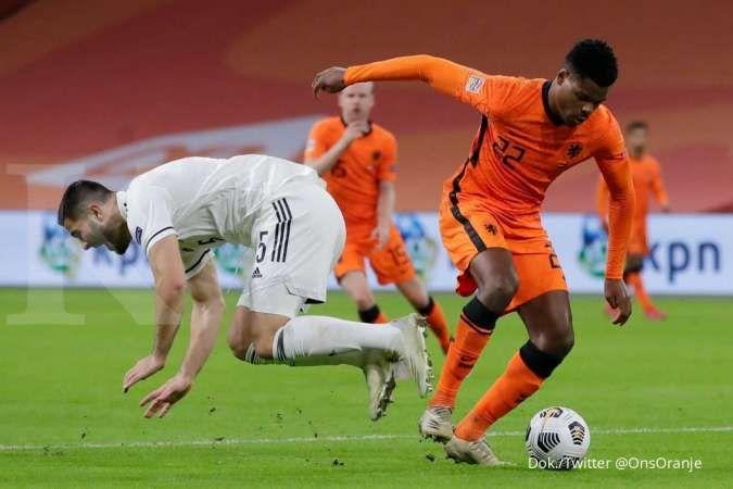 Hasil Kualifikasi Piala Dunia 2022, Turki vs Belanda berakhir dengan skor 4-2