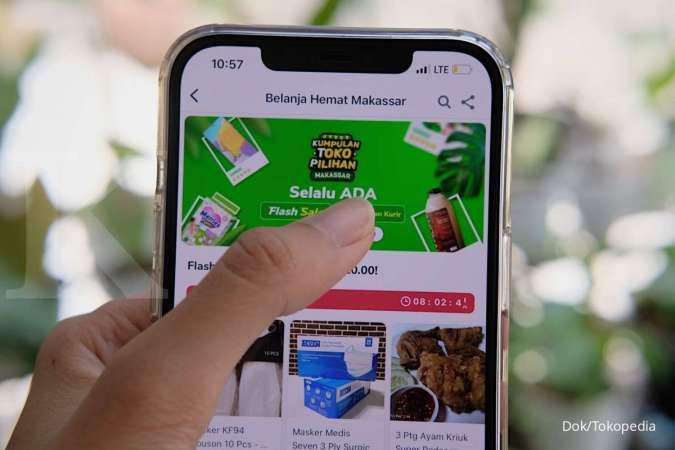 Gojek and Tokopedia close to creating Indonesian tech champion -sources