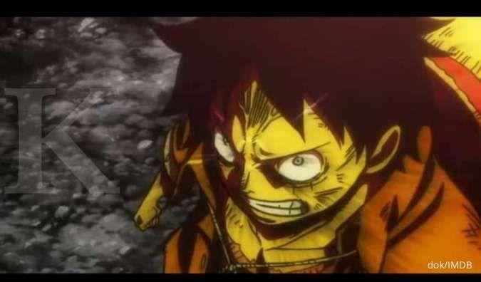 Spoiler One Piece 1001, berdarah! Luffy nyaris terkena serangan Kaido