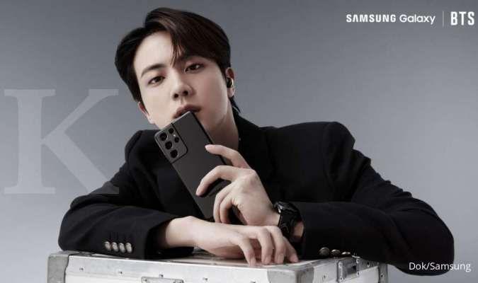 Harga HP Samsung S21 Ultra mulai dipotong, berikut spesifikasi lengkapnya