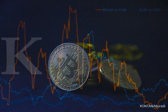Penurunan harga Bitcoin tak terbendung, merosot hingga 40%