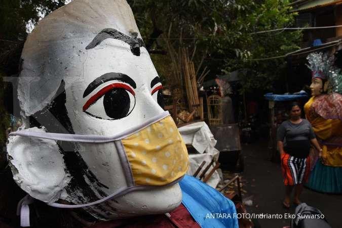 Inilah Jumlah Kasus Positif Corona Dan Yang Sudah Sembuh Di Kelurahan Jakarta