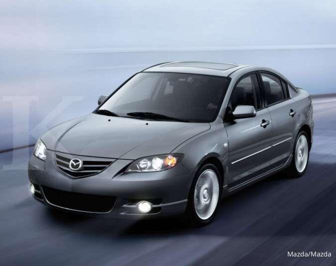 Harga mobil bekas Mazda 3 mulai Rp 50 jutaan, sedan murah berfitur lengkap