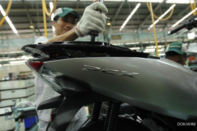 Honda PCX terbaru