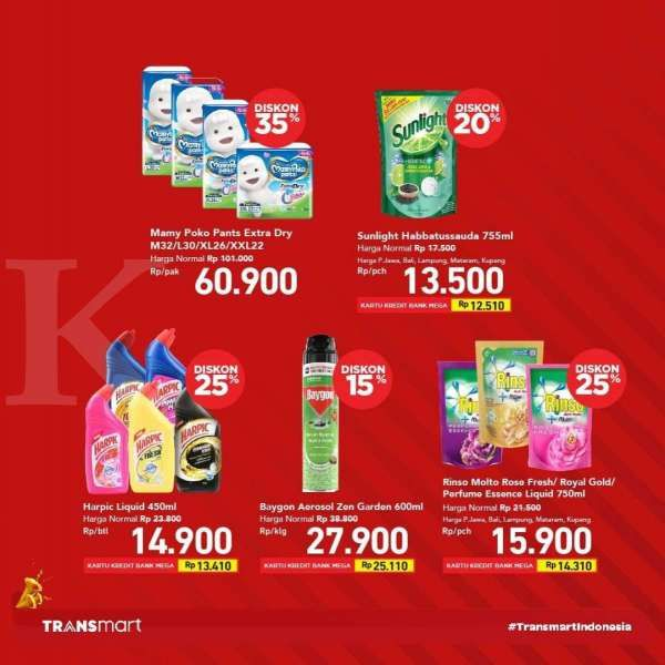 Promo Transmart Carrefour 26 Februari – 2 Maret 2021