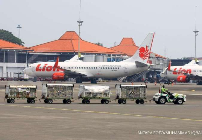 Masih dihantui pandemi, ini upaya dan strategi bisnis Lion Air Group