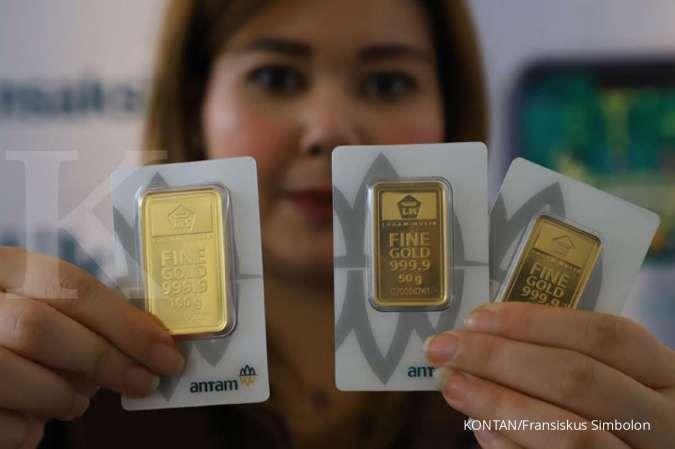 Harga emas siang ini di Pegadaian, Senin 2 Agustus 2021