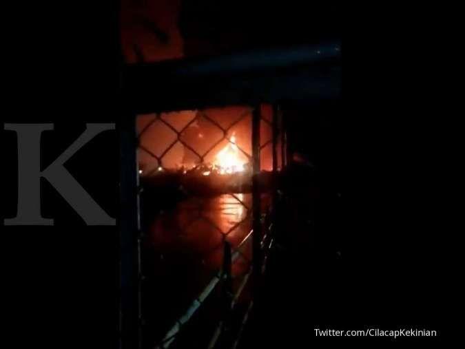 Pertamina klaim kebakaran Kilang Cilacap jauh dari permukiman warga