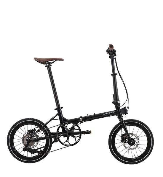 Baru dirilis, harga sepeda lipat United Black Horse X bersahabat dengan isi kantong