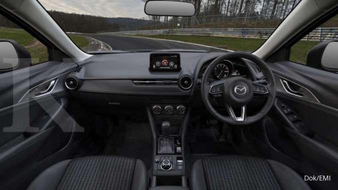 Tipe dan Spesifikasi Mobil Mazda
