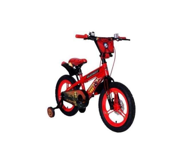 Sepeda Anak - Element Marvel Ironman
