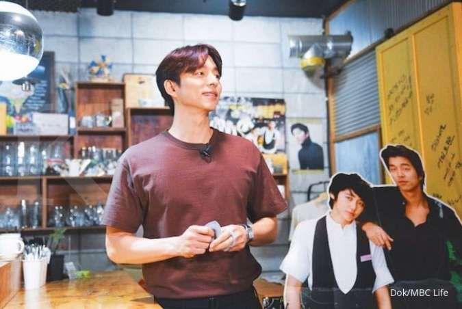 Teaser reuni drakor Coffee Prince setelah 13 tahun, Gong Yoo dikejutkan Yoon Eun Hye