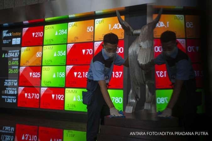 IHSG melemah 0,36% pada Senin (27/9), net buy asing capai Rp 355 miliar