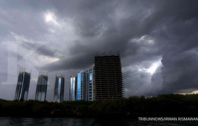 Hati-hati! BMKG: Jakarta terancam hujan dan angin lebat, Jateng siaga banjir bandang