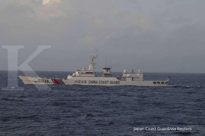 China tetap kirim kapal patroli ke Senkaku, meski AS-Jepang beri peringatan