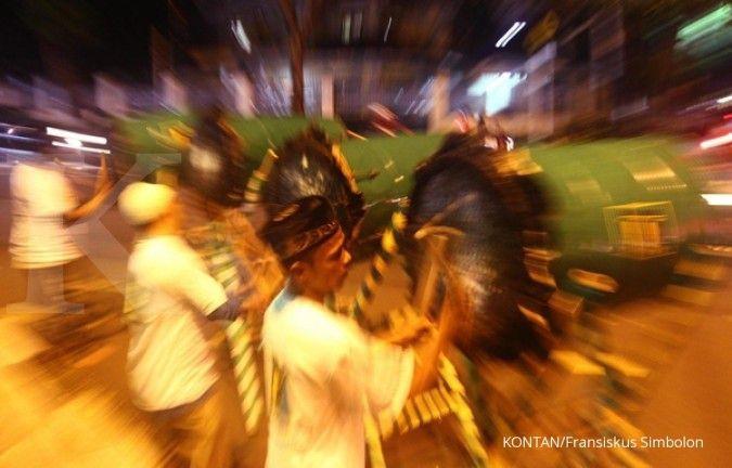 Polda Metro Jaya akan bubarkan warga yang masih nekat menggelar takbiran keliling