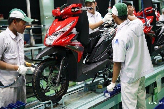 Harga motor bekas Honda Beat eSP