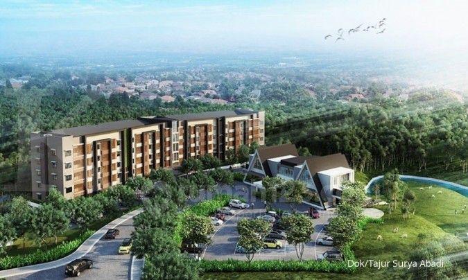 Royal Tajur tawarkan apartemen fully furnished dengan cicilan Rp 1 jutaan per bulan