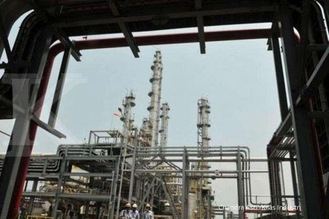 Chandra Asri (TPIA) dapat fasilitas green loan US$ 13 juta dari Bank Hana