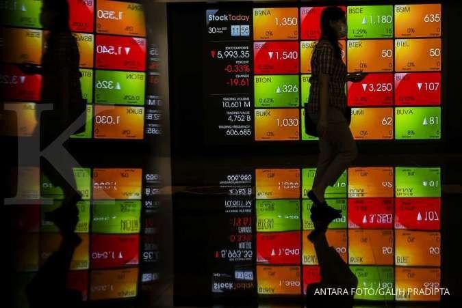 IHSG turun ke 5.952 meski net buy asing Rp 94 miliar pada Senin (3/5)