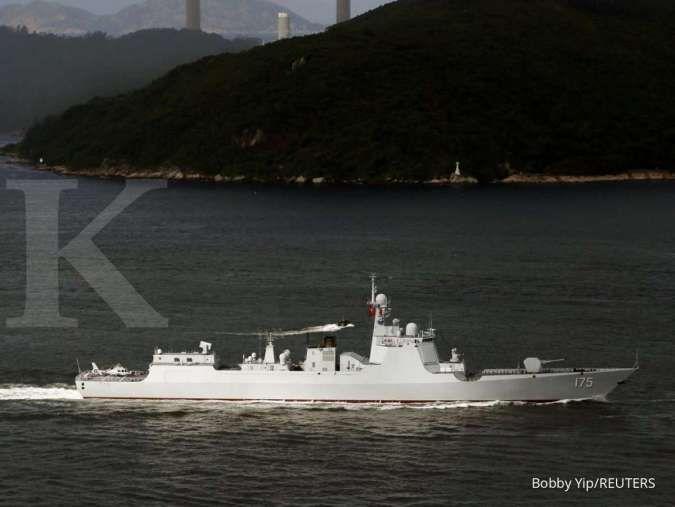 Kapal perusak China bertambah lagi, Type 052D Nanning mulai bertugas