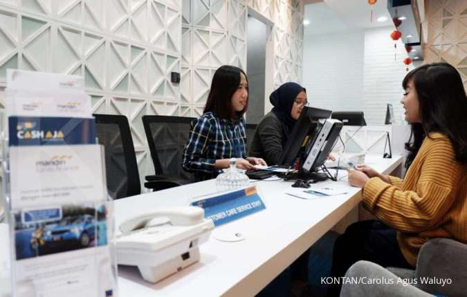 Lowongan kerja 2020 Management Trainee PT Mandiri Tunas Finance
