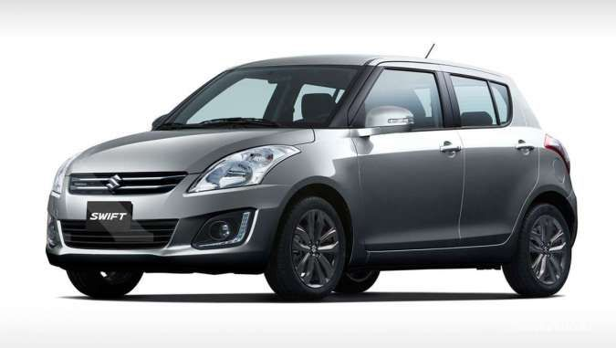Harga mobil bekas Suzuki Swift Generasi Ketiga