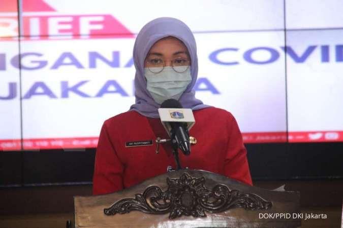 UPDATE corona di Jakarta Jumat 3 Juli, positif 11.824, sembuh 7.109, meninggal 648