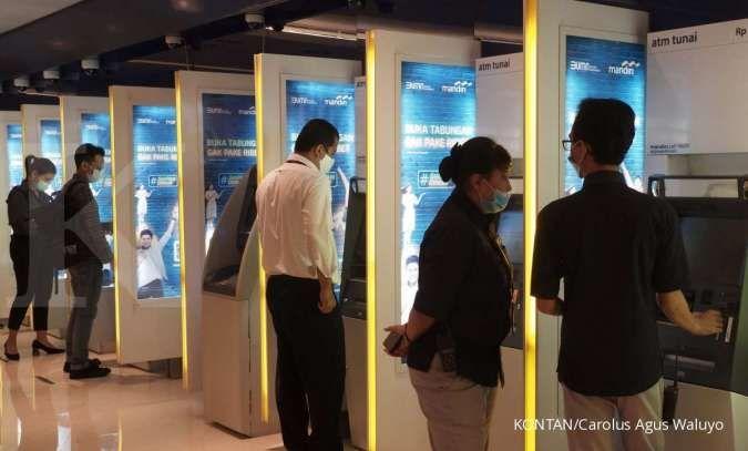 Bank Mandiri sesuaikan limit tarik tunai di ATM menjadi Rp 20 juta