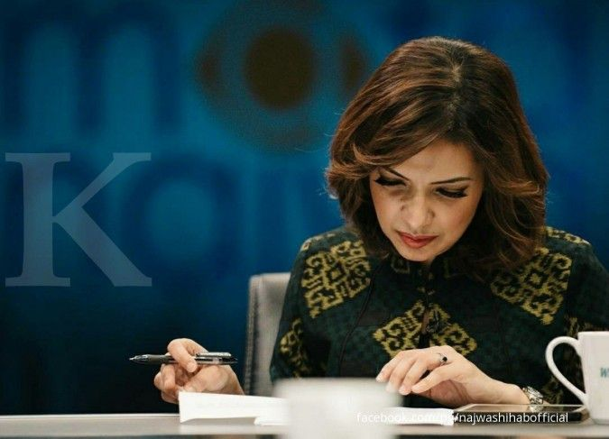 Tolak tawaran jadi ketua timses Jokowi-Ma'ruf, ini alasan Najwa Shihab
