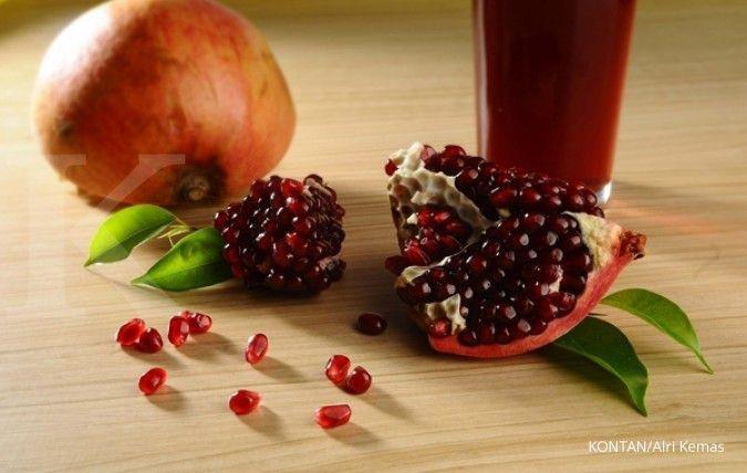 Delima adalah salah satu jus untuk diet yang bisa Anda coba.