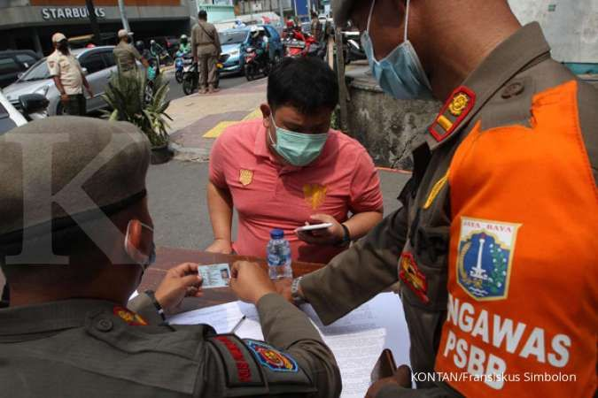 Psbb Jakarta Diperketat Lagi Pengusaha Yakin Dampaknya Tak Separah Periode April Mei